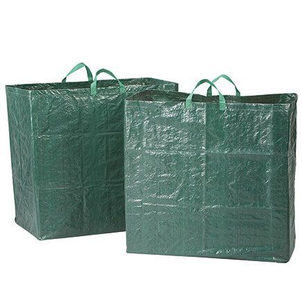 Giant Garden Cleanup Bags, Set of 2-372310
