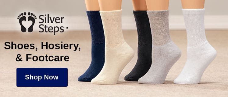 Silver Steps Hosiery & Foot Care