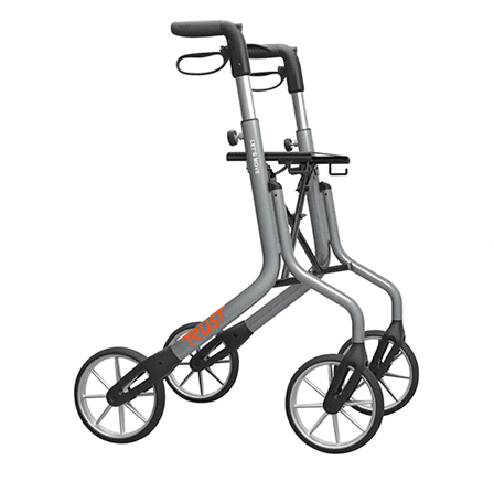 Shop Trust Care Let's Move Outdoor Rollator