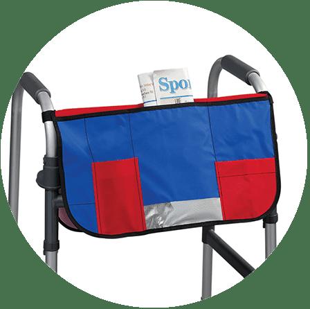 Shop Wheelchair & Walker Saddlebag