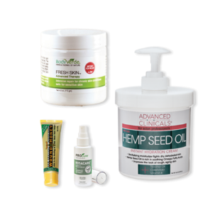 Skin & wound care products