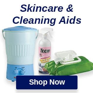 Shop Skincare & Cleaning Aids