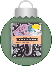 Buy 2 coloring books get a free set of colored pencils