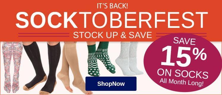 Shop Socktoberfest