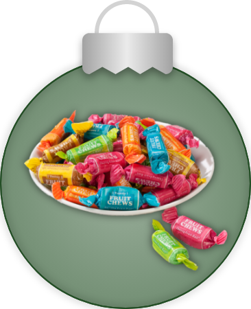 Buy 2 Candy, Get 3rd Candy 50% Off