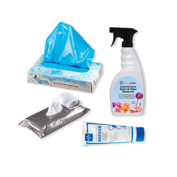 Skincare, Cleaning, & Aid Products