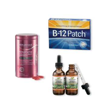 Vitamin & Supplement Products