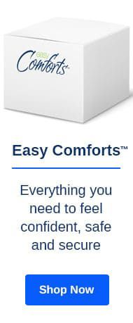 Shop Easy Comforts Incontinence Products