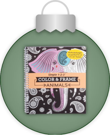 Buy 2 Coloring Books, Get a FREE Set of Colored Pencils