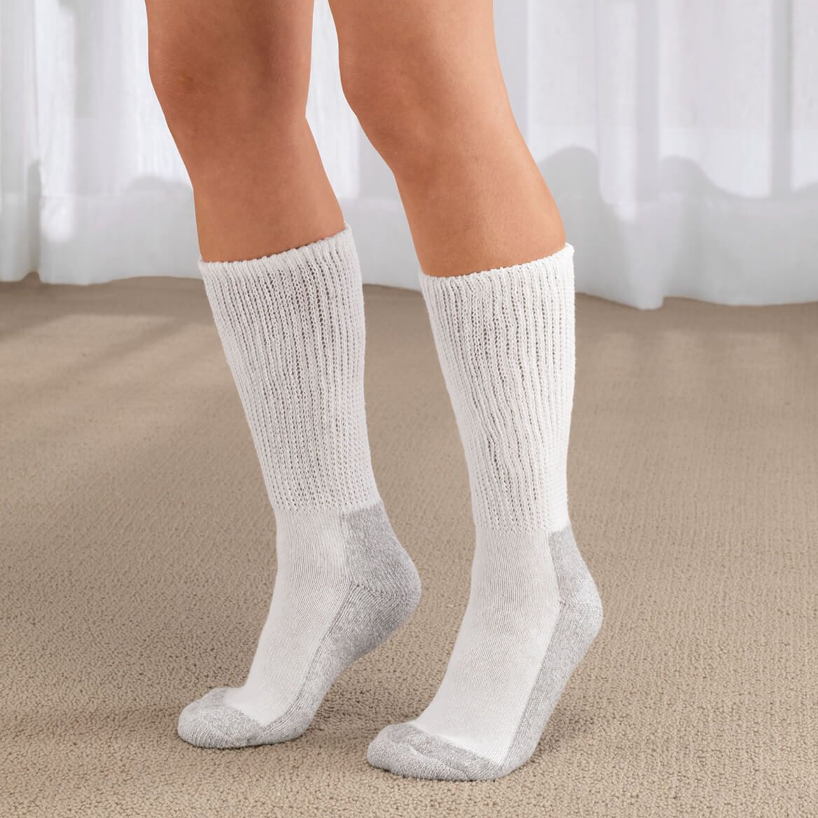 Women's Diabetic Socks - 2 Pair-304496