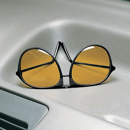 Night Driving Aviator Glasses-305680