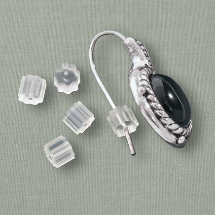 Rubber Earring Backs - Set of 12-310561
