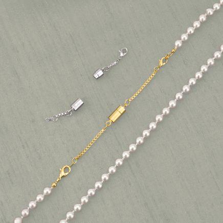 Magnetic Necklace Extender - Set of 2-314574