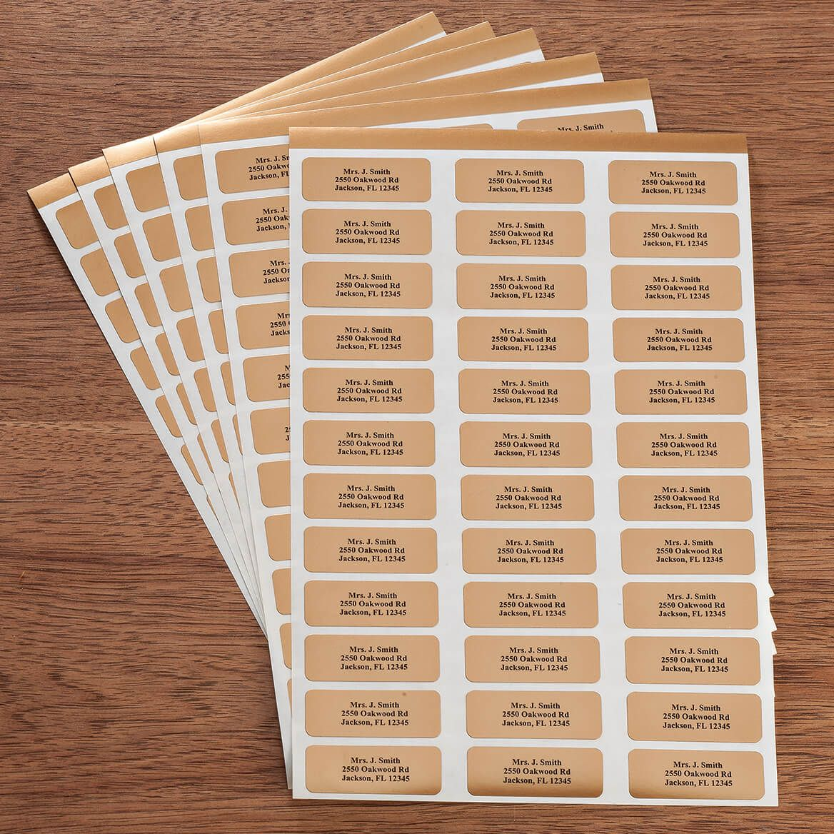 Personalized Classic Labels Set/200-320113