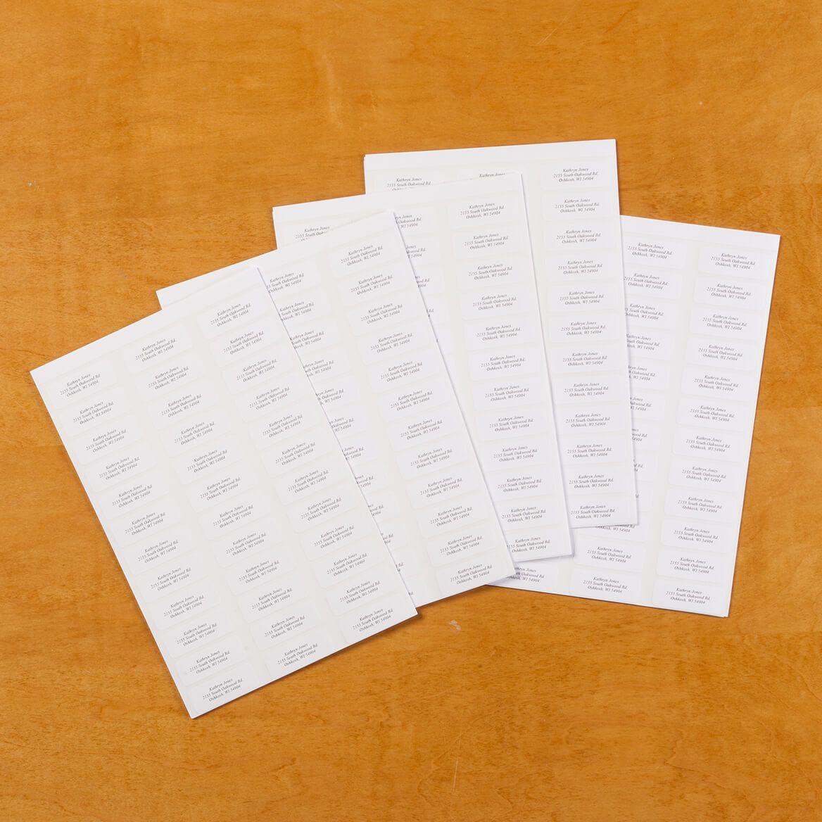 Personalized Script Labels Set/200-320114