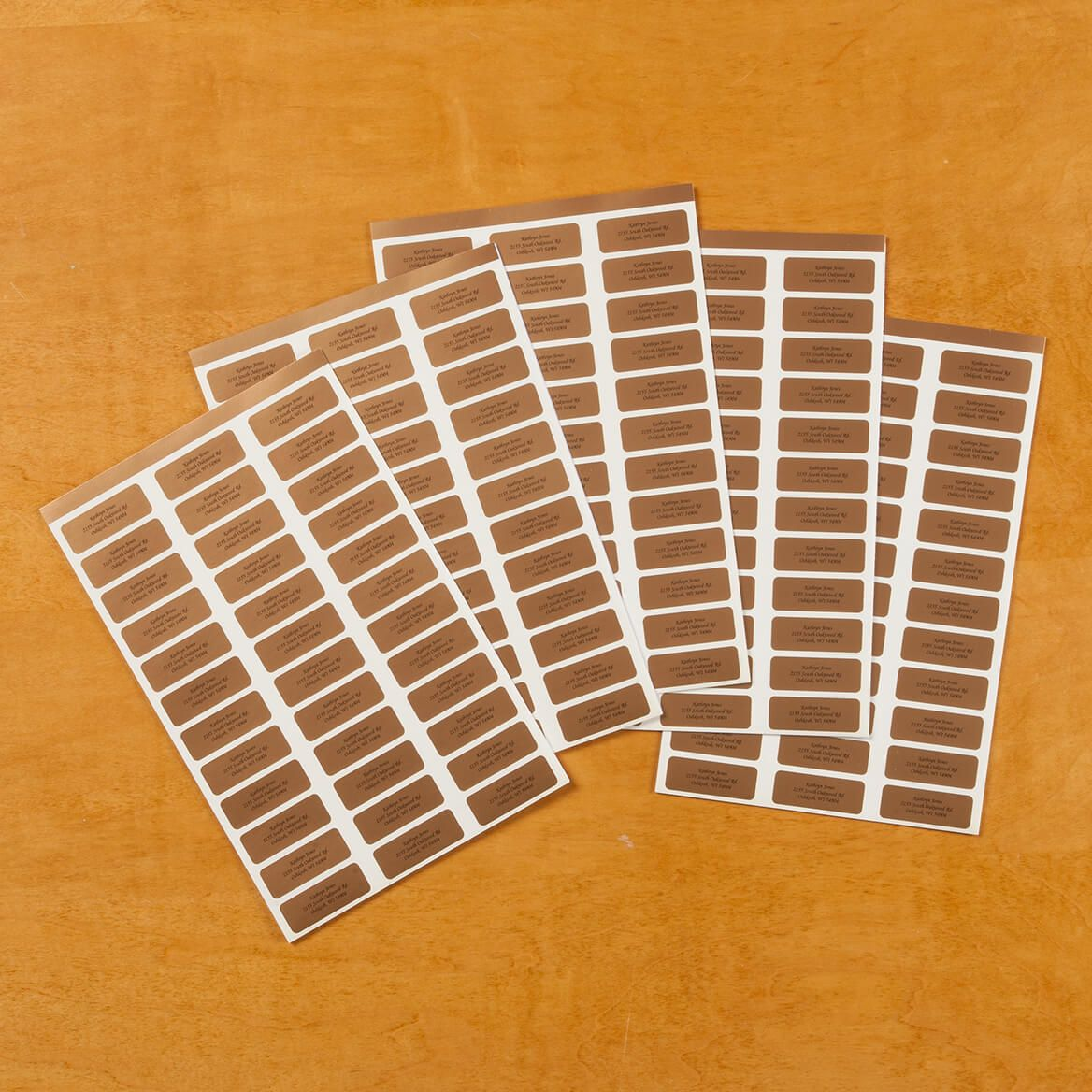 Personalized Calligraphy Labels Set/200-320116