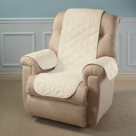Quilted Chair Cover-337520