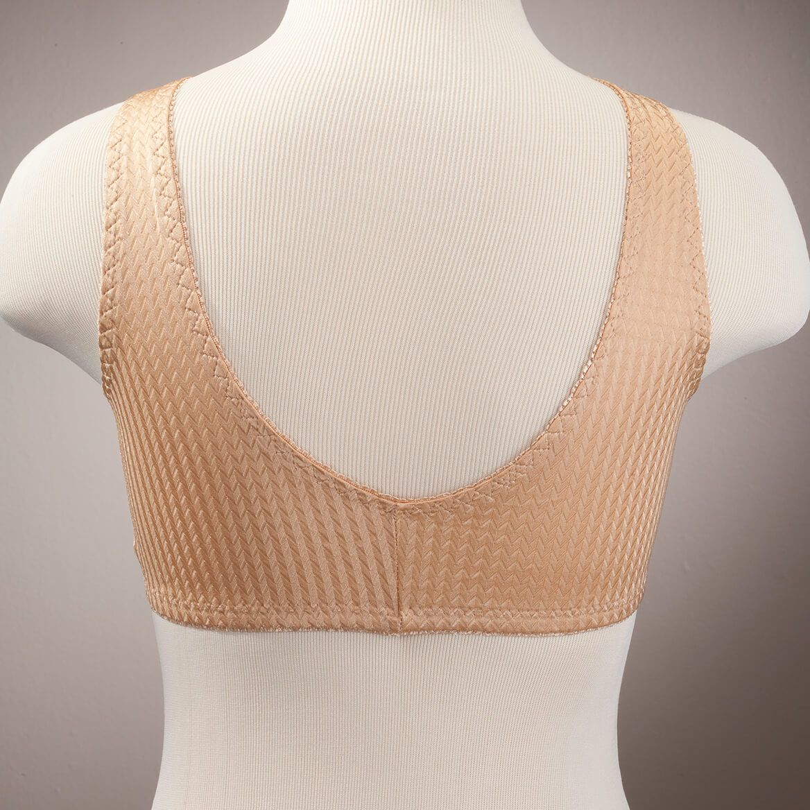 Front Closure Leisure Bras - Pack of 3-339412