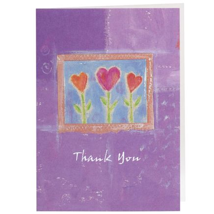 Thank You And Blank Note Cards - 24 Pack-341071