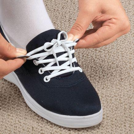 Elastic Shoe Laces - 3 Pair-341204