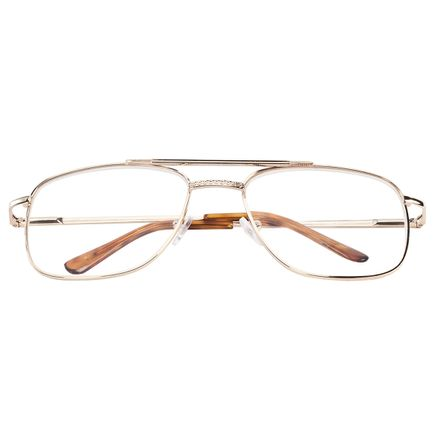 Spring Hinge Pilot Reading Glasses - 3 Pack-344795
