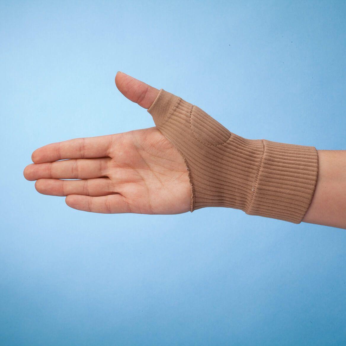 Stretchable Gel Thumb Compression-345029