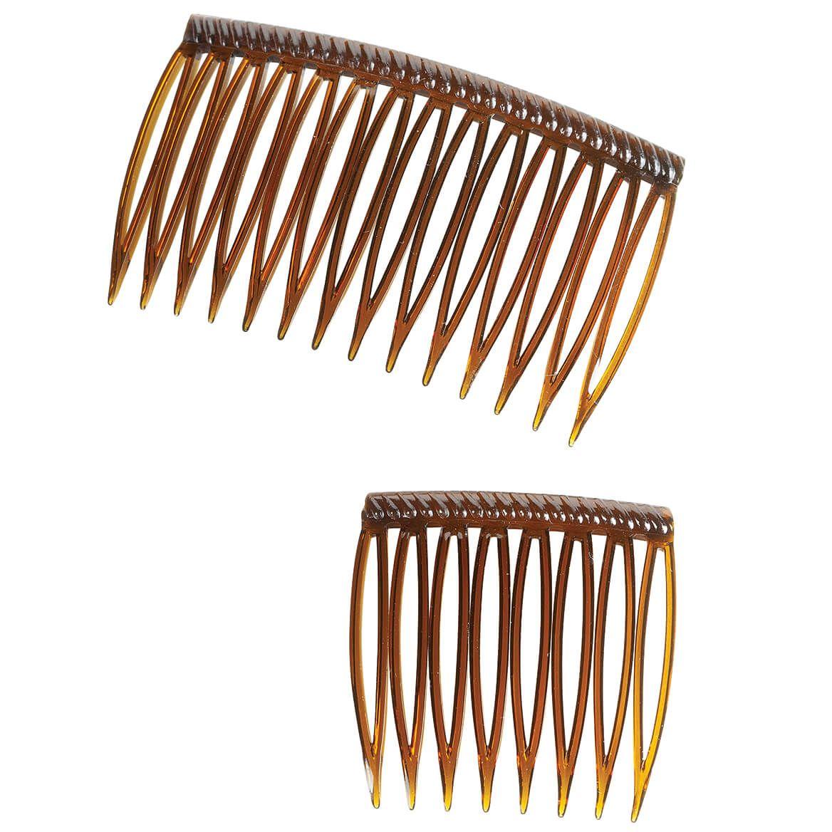 Grip-Tuth® Hair Combs - Set of 2-345497