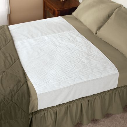 Washable Waterproof Bed Pad-345498