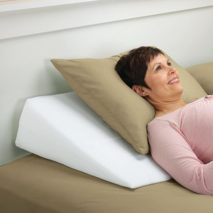 Wedge Support Pillow by LivingSURE™-345523