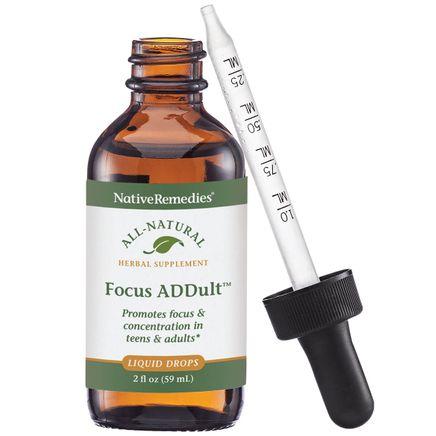 NativeRemedies® Focus ADDult - 2 oz.-346771