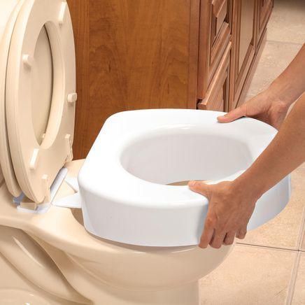Quick Lock Raised Toilet Seat-346815