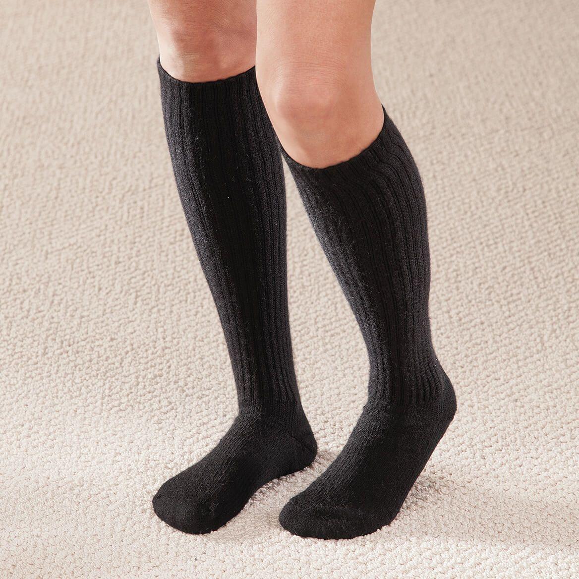 Graduated Compression Diabetic Calf Sock-348394