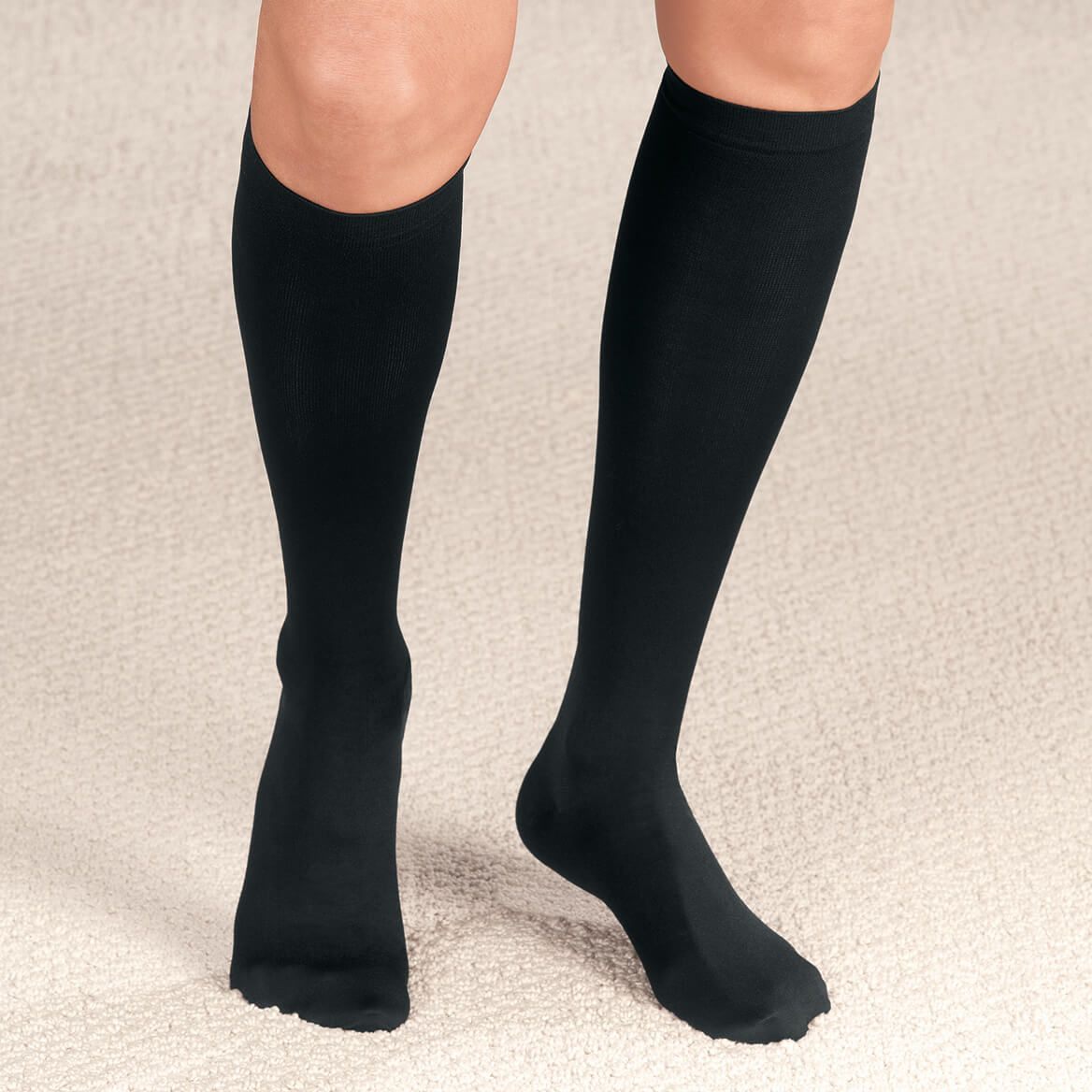 Compression Closed Toe Knee Highs, 20–30 mmHg-349169