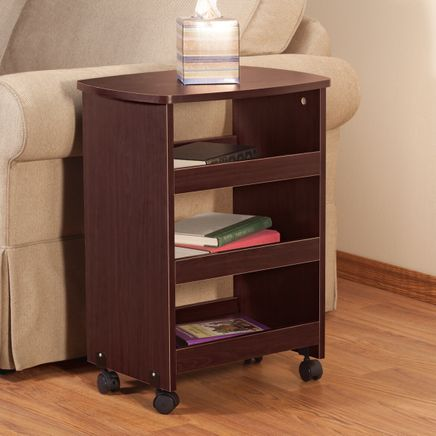 The Rolling Everything Table by OakRidge™-350224