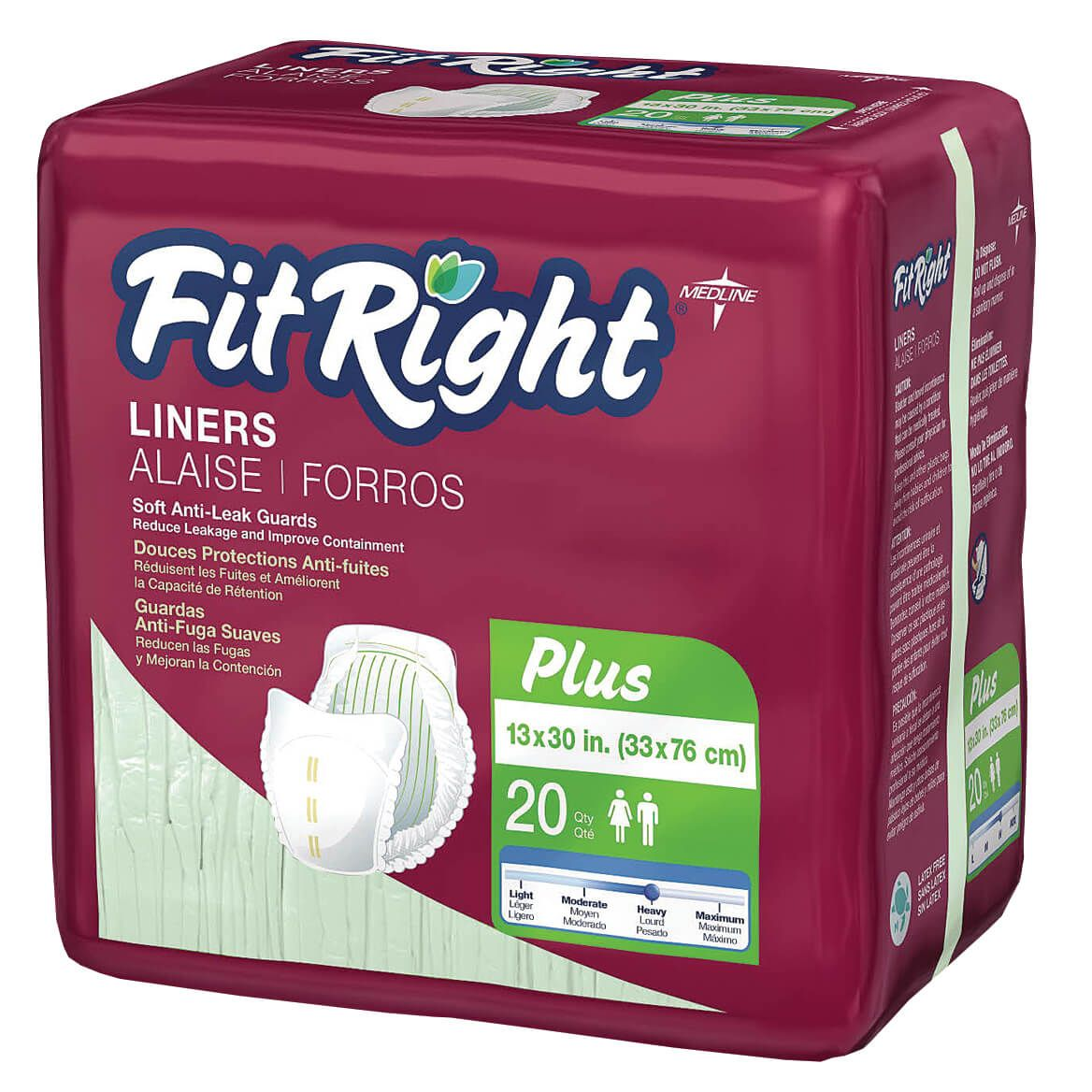 FitRight Liners, Case-351433
