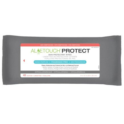 Aloetouch Protect Skin Protectant Wipes-351478
