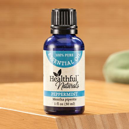 Healthful™ Naturals Peppermint Essential Oil - 30 ml-353460