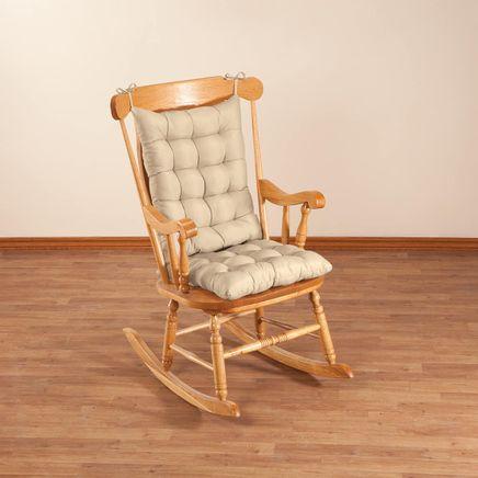 Microfiber Rocking Chair Cushion Set by OakRidge Comforts™-355528