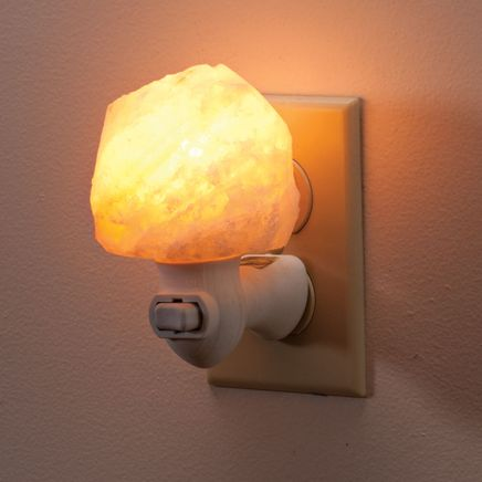 Himalayan Salt Healthy Night Light-357872