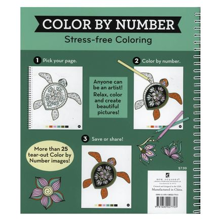 Brain Games® Color by Number-358866
