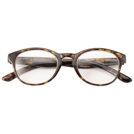 Round Frame Retro Readers-360002