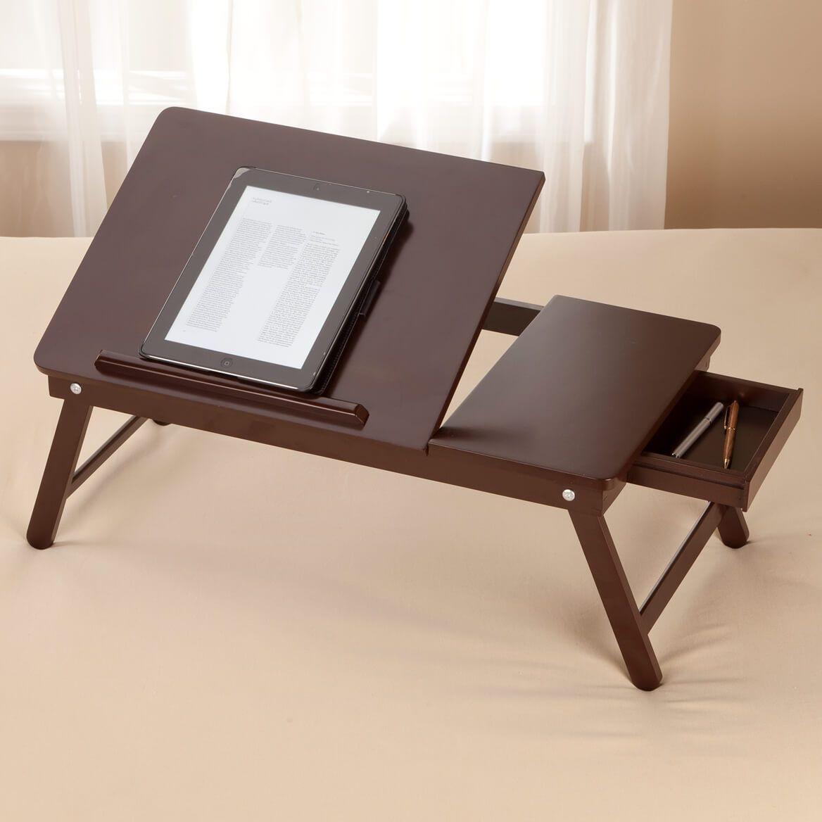 Lap Desk with Storage by OakRidge™-360084