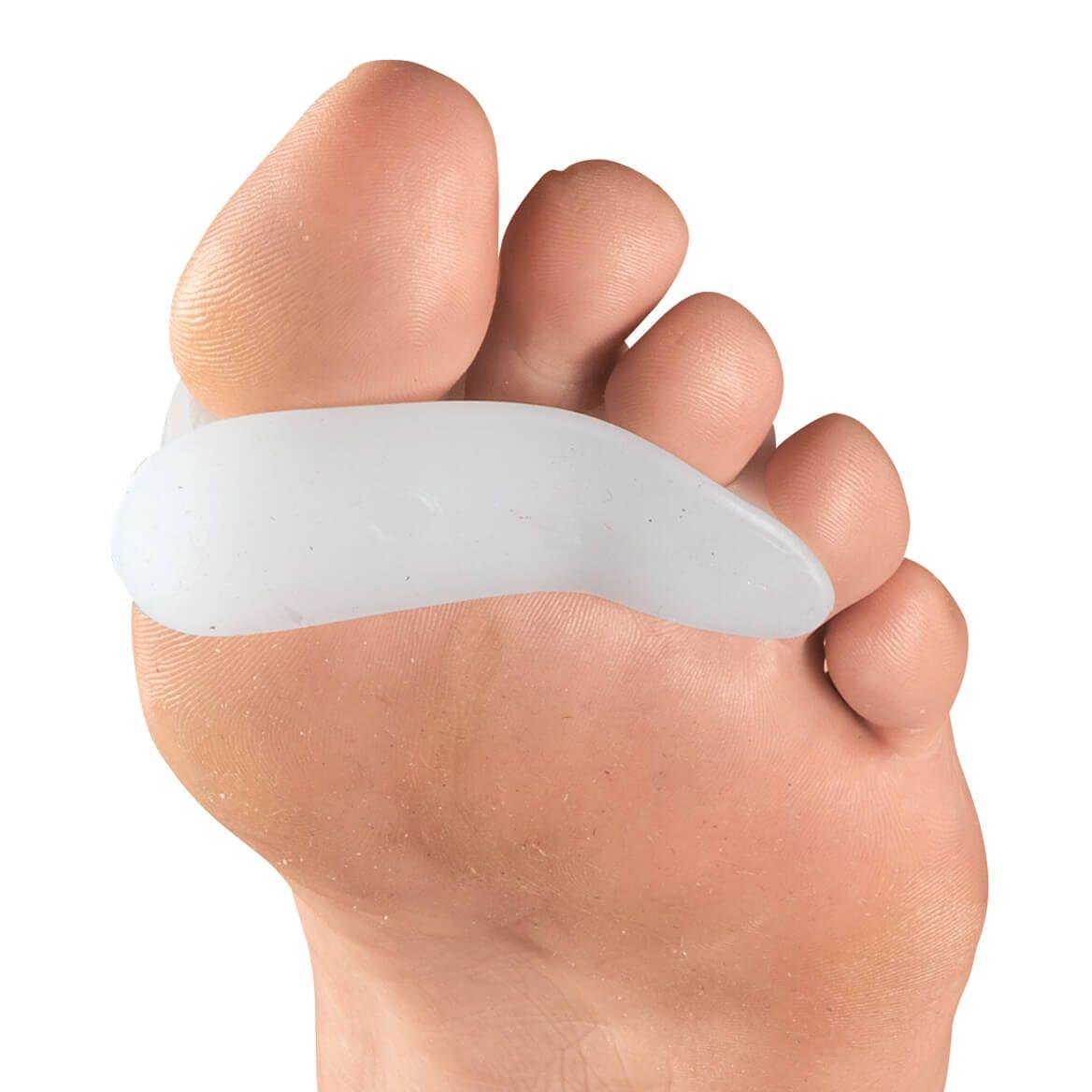 Silver Steps™ Antibacterial Triple Loop Separator, 1 Pair-360411