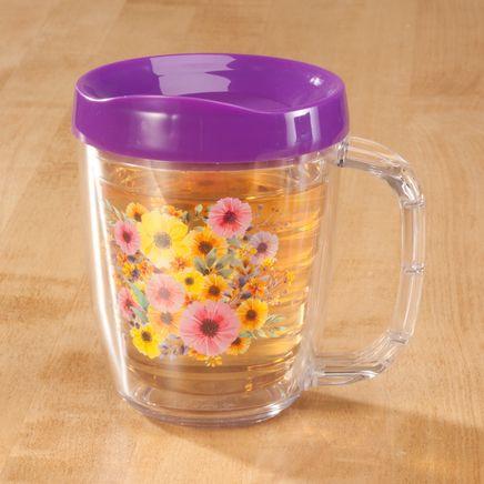 Tritan™ 12-oz. Insulated Mug, Floral-361353