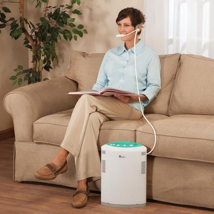 Tranquil Sounds Personal Oxygen Bar-362459