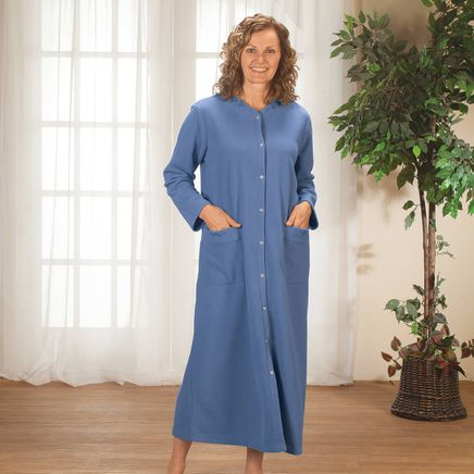 Fleece Snap Front Robe by Sawyer Creek-362829