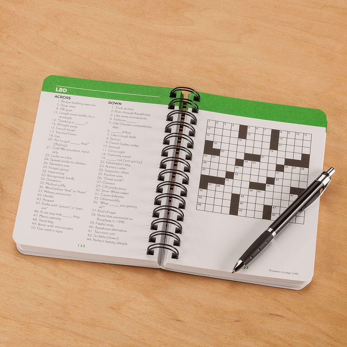 Brain Games® Mini 101 Crosswords-362901