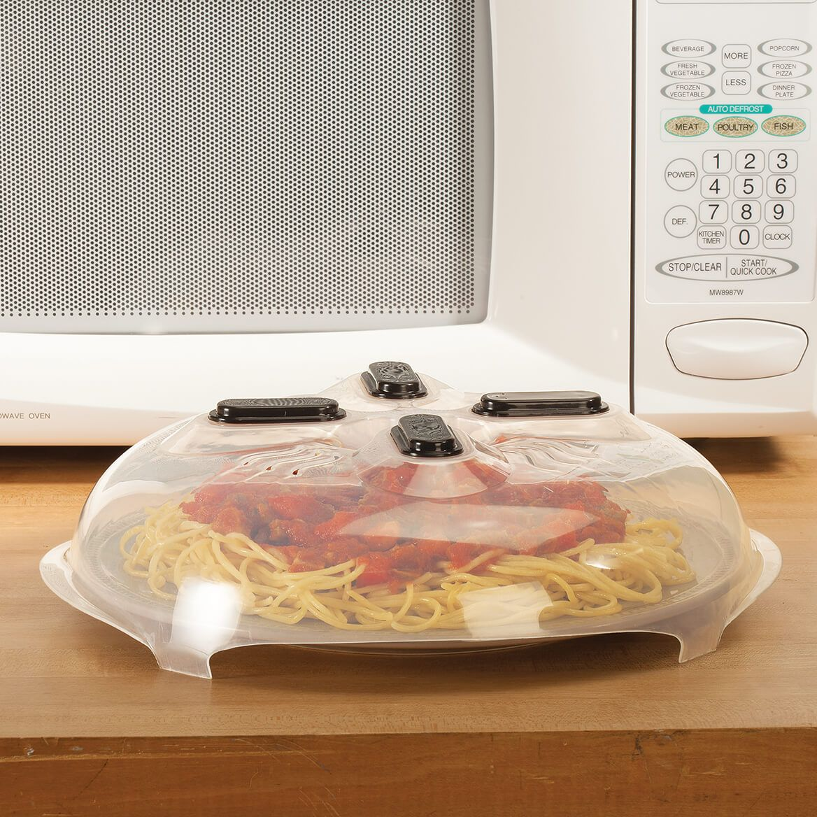 Hanging Microwave Cover-362986