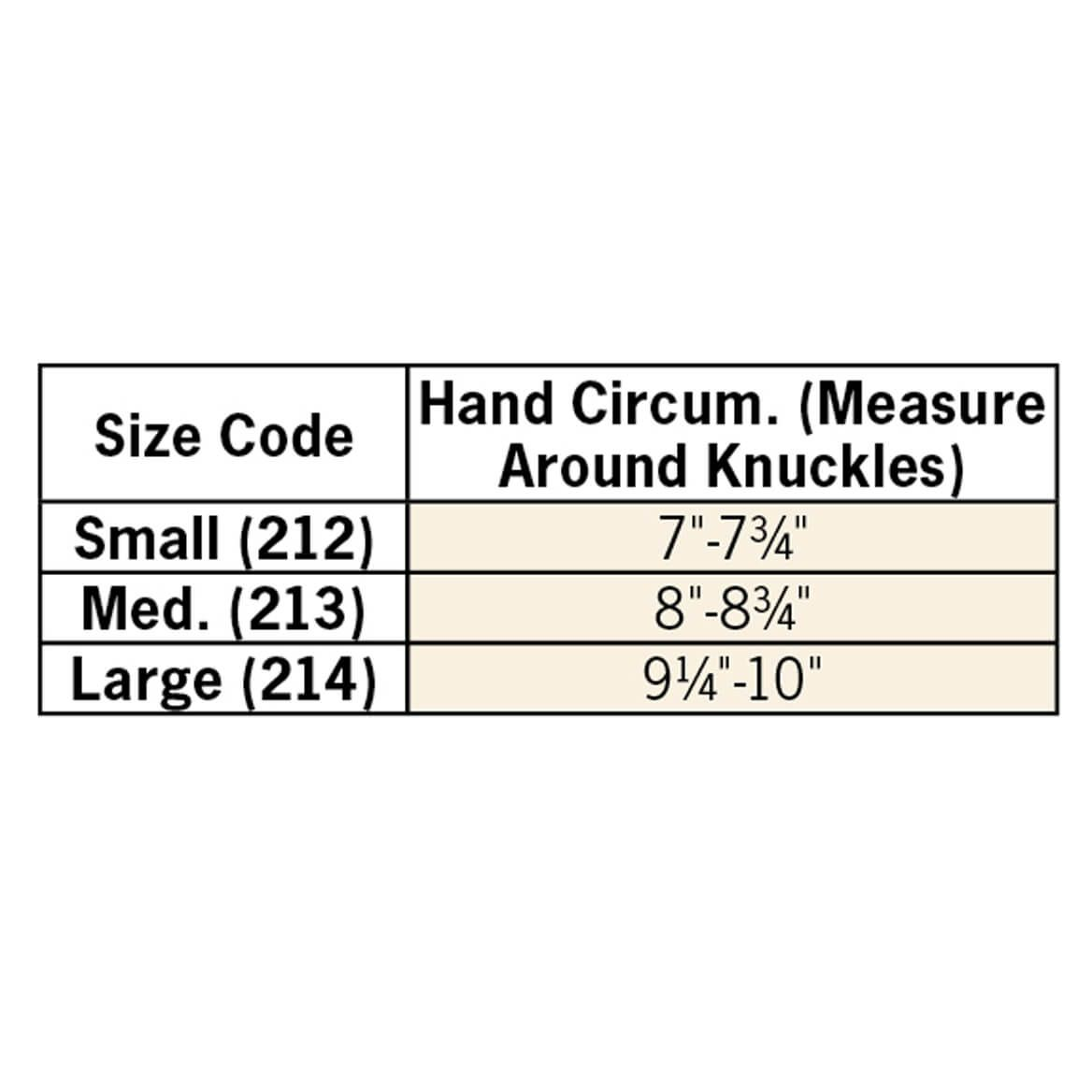 Thermoskin® Half Finger Arthritis Gloves-363047