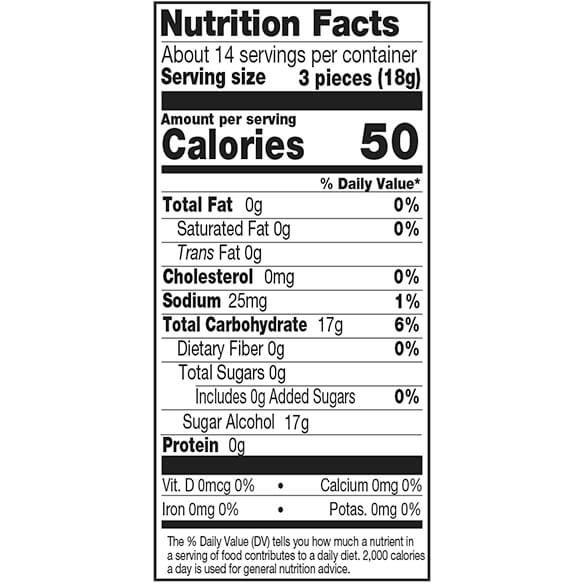 Mrs. Kimballs Candy Shoppe Sugar Free Nostalgic Candy Refill-364292